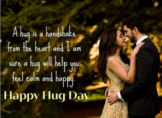 happy hug day 2020 messages with images