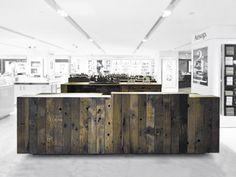 Aesop #wood #working #bench #workspace