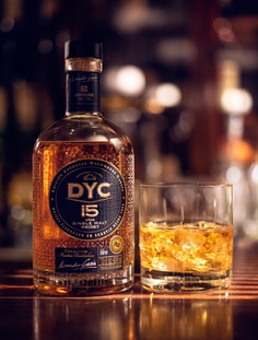 New packaging design for DYC15. Whisky. More info on morillas.com