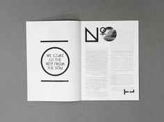 rosarioflorio #spread #layout #magazine
