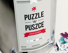 Puzzles in a Can #packaging #product #puzzle