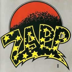 zapp-2.jpg (JPEG Image, 350x350 pixels) #album #zapp #design #cover #illustration #typography
