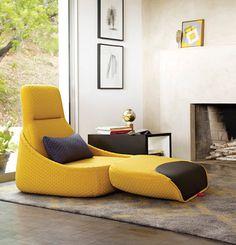 Hosu Convertible Lounge by Patricia Urquiola #convertible #by #urquiola #patricia #hosu #lounge