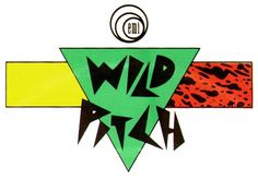 DJ Premier Blog » Wild Pitch Records Tribute: Rarities & More #typography #vintage #logo #music #triangle #80s #hiphop #90s #wild pitch