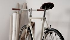 http://kitcheninthe.tumblr.com/post/26829442435# #white #bratislava #design #sl #brown #bike #favorit
