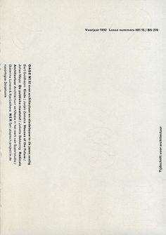 FFFFOUND! | Martens_OASE 32 1992 | Flickr - Photo Sharing! #typography