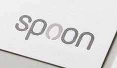 Spoon logo by Eighth Day Design #logo #branding #restaurant