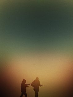 the discussion #foggy #print #dream #people #blury #photography #dreamy #poster