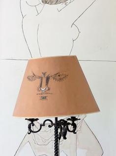 Jean-Cocteau-lamp.jpg (575×772)