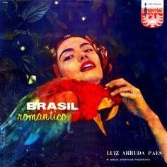Brasil Romantico #60s #design #graphic #vintage