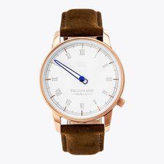 Nice #watch design by #williamreep #wristwatch #onehandwatch #nautical