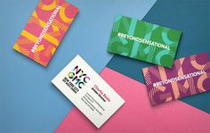 #colour #branding #logo #business card #pattern
