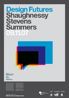 Design Futures Poster : Chris Killeen #poster