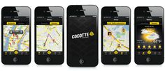Cocotte on Branding Served #iphone #app