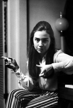 hillary clinton   Tumblr #clinton #70s #vintage #hillary #beauty