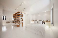 Remodeling Of A Third-floor Single-Family Dwelling #interior #apartment #design