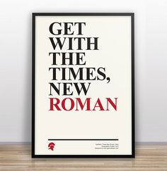 garyndesign_typejokes2 #quote #design #poster #type #framed