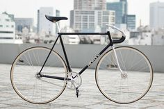 Kinfolk Track #bike #fixed gear #bicycle #track #fixie #kinfolk