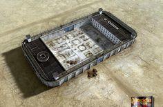 Go Outside Magazine Jailhouses #tech #digital #jailhouse