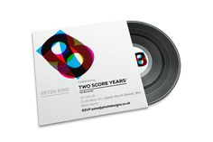 —NEWS— I am Peter King—Graphic designer #record #invite #flyer #sleeve