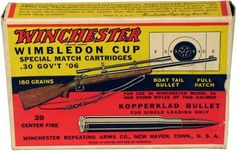 a time to get: #vintage #packaging #gun #hunting #bullets #amo