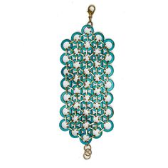 Coconut Bracelet Turquoise #jewelry #bracelet