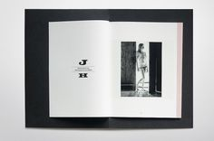 Fabio Ongarato Design | Johanna Ho #design #book #photography #layout #typography