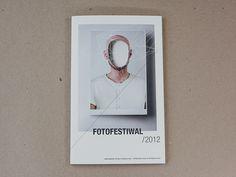 FOTOFESTIWAL 2012 #catalogue #print #design #ortografika