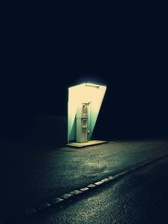 A Desolate Place on the Behance Network #desolate #holtermand #kim #night #photography