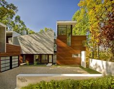 Wissioming Residence #wood #architecture #house
