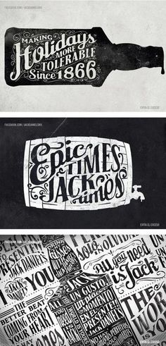 typeverything.com, Abraham García Sánchez #illustration #typography