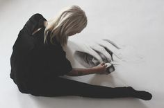 Artist Bethany Gosvener #inspiration #artist #drawing #art