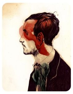 Prints : Nimit Malavia #illustration #portrait #malavia #nimit #watercolour