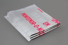 FFFFOUND! #fold #type #red #poster