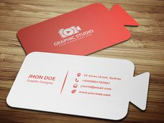 Cinematography Business Cards Business Cards Inspiration #22