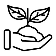 See more icon inspiration related to plant, growth, money, bank, investment, ecology, planting, business, ecology and environment, currency and seo and web on Flaticon.