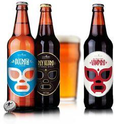 Cervecería Sagrada - José Guízar #packaging #identity