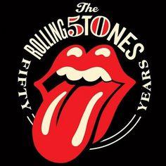 Área Visual: Frank Shepard Fairey OBEY rediseña el logo de Rolling Stones #logotype #giant #branding #design #stones #rolling #music #logo #obey