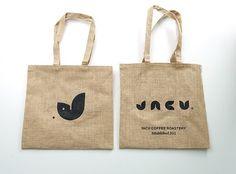 Jacu Coffee Roastery - Visual identity/Branding on the Behance Network #bag