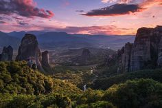 Beautiful Travel Landscapes by Elia Locardi