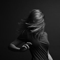 Brief / Relief #white #woman #black #photography #and