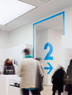 Crafts Council COLLECT — OPX - Creative Journal #wall #signage #number