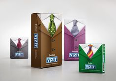 Visit Love on Packaging of the World, Agency: VOZDUH Advertising Agency #packaging