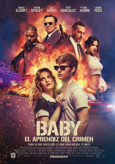 Return to the main poster page for Baby Driver (#4 of 4)