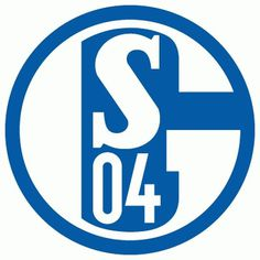 Schalke 04 Primary Logo () #germany #crest #soccer #sports #type