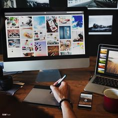 Life of creativity never ends😘.  #Sample - Be inspired by Rawpixel.com.  #designer #creative #workspace #workstation #office #layers
