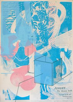Poster archive - Damien Tran