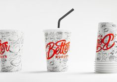 Better Burger by 485 Design