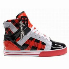 supra skytop red black white ladies high tops shoes #shoes