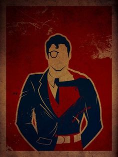 Kent Stretched Canvas | Society6 #superman